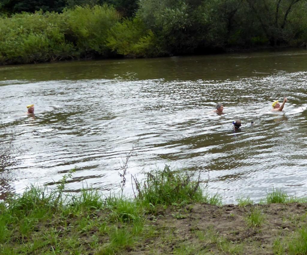 2-Im Fluss